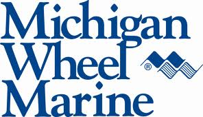 michigan wheel marine boat prop logo