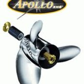 Michigan Wheel Apollo Stainless Steel Propellers